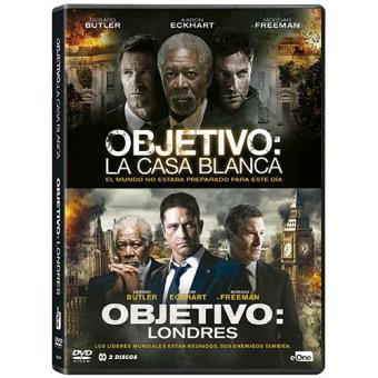 Pack (Objetivo: La Casa Blanca + Objetivo: Londres) (2 DVD) - DVD