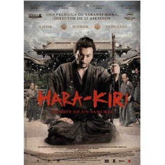 Hara-Kiri: Muerte de un samurai - DVD