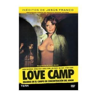Mujeres en el campo de concentración - DVD