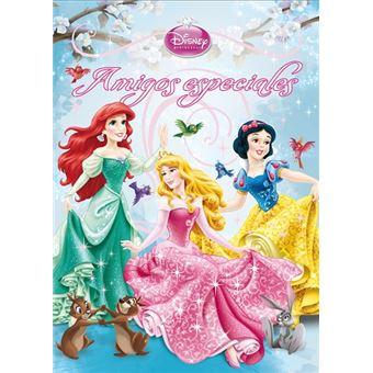 Princesas. Amigos especiales
