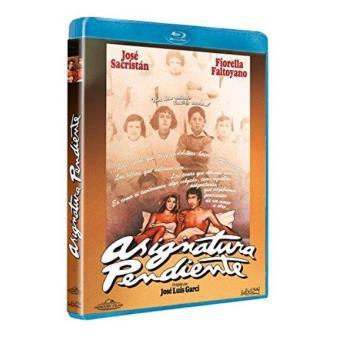 Asignatura pendiente - Blu-Ray