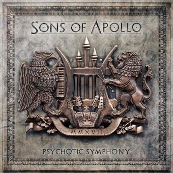 Psychotic Symphony - Vinilo
