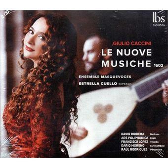 Le Nuove Musiche 1602 - 2 CD