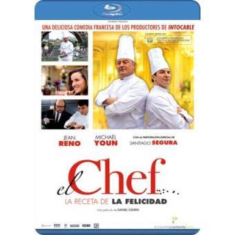 El chef, la receta de la felicidad - Blu-Ray