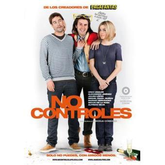 No controles - DVD