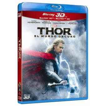 Thor 2: El mundo oscuro - Blu-Ray + 3D