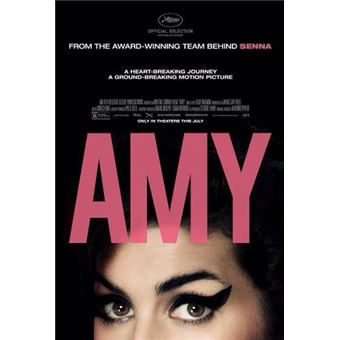 Amy - Blu-Ray
