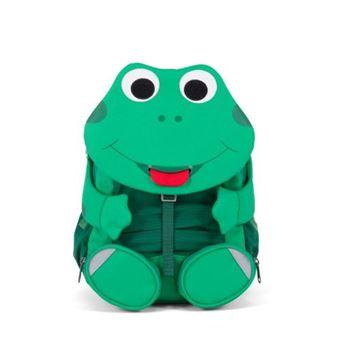 Mochila infantil Fabian la rana verde
