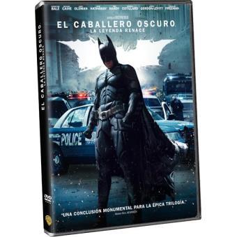El Caballero Oscuro: La leyenda renace - DVD