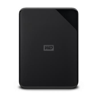 Disco duro portátil WD Elements SE 3TB 2.5'' Negro
