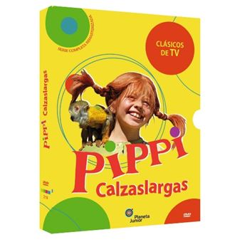 Pippi Calzaslargas - Serie Completa - DVD