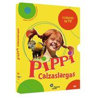 Pippi Calzaslargas  Serie Completa - DVD