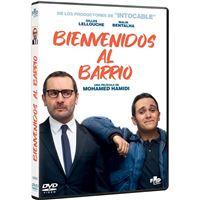 Bienvenidos al barrio - DVD
