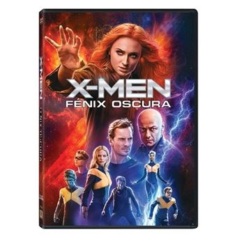 X-Men: Fénix oscura - DVD
