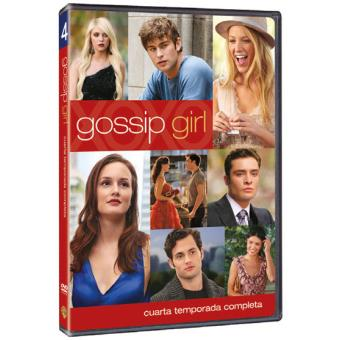 Gossip Girl - Temporada 4 - DVD