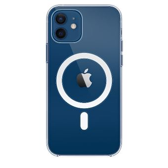 Funda Apple con MagSafe Transparente para iPhone 12/12 Pro