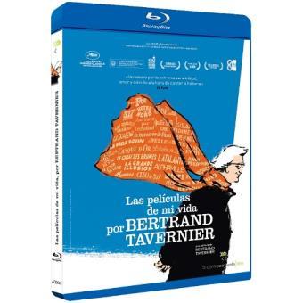 Las películas de mi vida de Bertrand Tavernier - Blu-ray