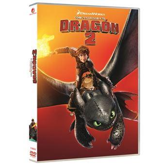 Cómo entrenar a tu dragón 2 - DVD