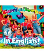 CantaJuego: In English! - DVD + CD