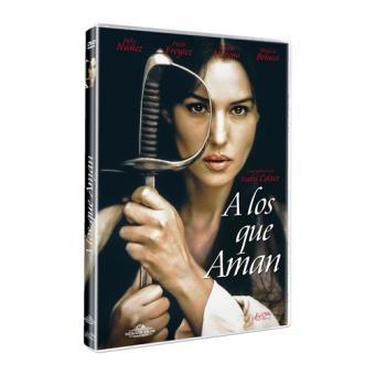 A los que aman - DVD