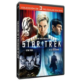 Pack Star Trek - DVD