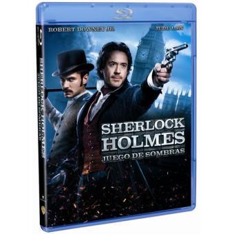 Sherlock Holmes: Juego de sombras - Blu-Ray