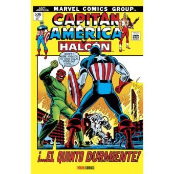 Marvel Gold. Capitán América y El Halcón 3