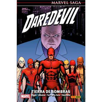 Marvel Saga - Daredevil 23 - Tierra de sombras