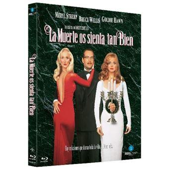La muerte os sienta tan bien - Edición Coleccionista - Blu-Ray