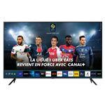 TV LED 55'' Samsung 55AU7105 Crystal 4K UHD HDR Smart TV