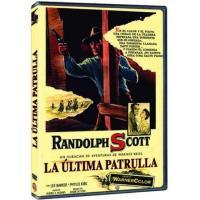 La última patrulla - DVD