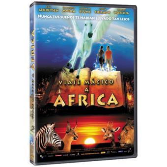 Viaje mágico a África - DVD