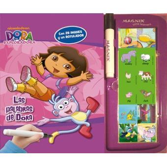 Las palabras de Dora (Dora la exploradora. Libro regalo)