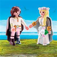 Playmobil Dragons Hipo y Astrid