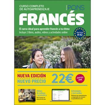Idiomas Pons: Curso completo de autoaprendizaje. Francés