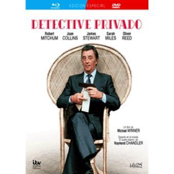 Detective privado - Blu-Ray + DVD