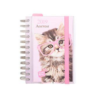 Agenda 2019 Studio Pets Cat D/P