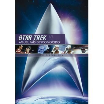 Star TrekStar Trek VI: Aquel país desconocido - DVD
