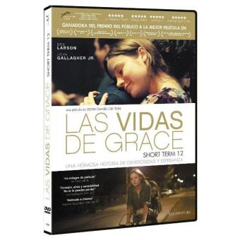 Las vidas de Grace (Short Term 12) - DVD