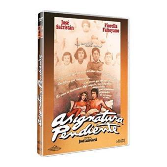 Asignatura pendiente - DVD
