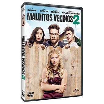 Malditos vecinos 2 - DVD