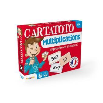 Cayro - Cartatoto multiplicaciones