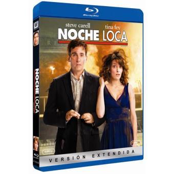 Noche loca - Versión extendida - Blu-Ray
