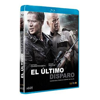 El último disparo - Blu-Ray