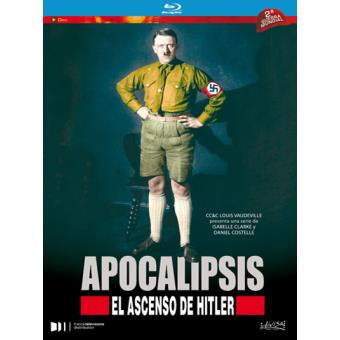 Apocalipsis, el ascenso de Hitler - Blu-Ray