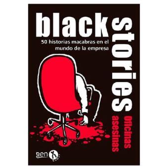 Black Stories. Oficinas asesinas