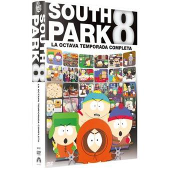 South Park - Temporada 8 - DVD