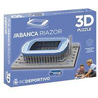Puzzle Estadio 3D Riazor Deportivo de La Coruña
