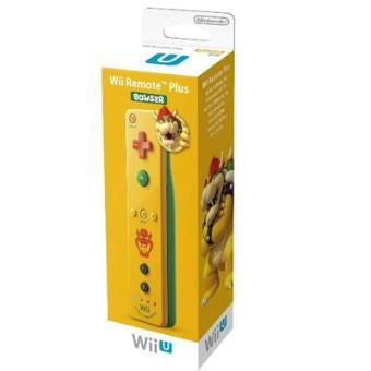 Mando Remote Plus Edición Bowser Wii U