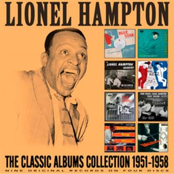 The Classic Albums Collection 1951-1958 - 4 CD